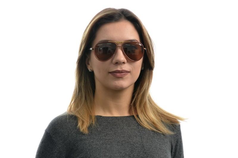 Женские очки Gucci 874brown-W, фото 3