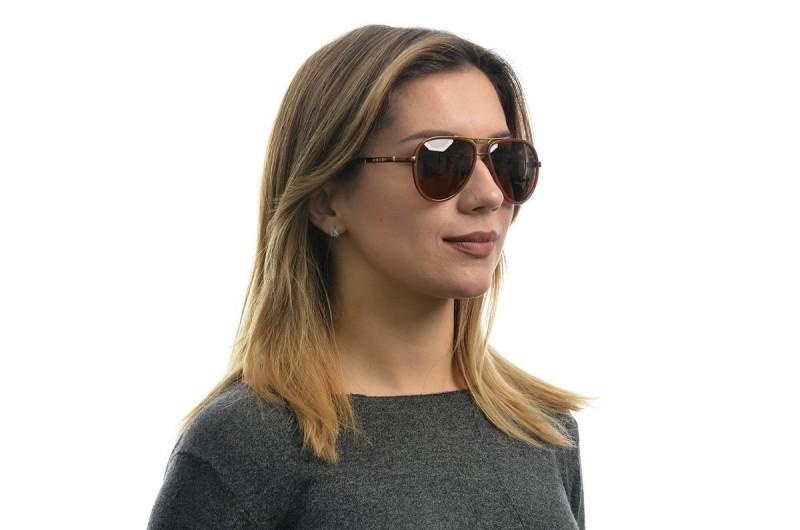 Женские очки Gucci 874brown-W, фото 4