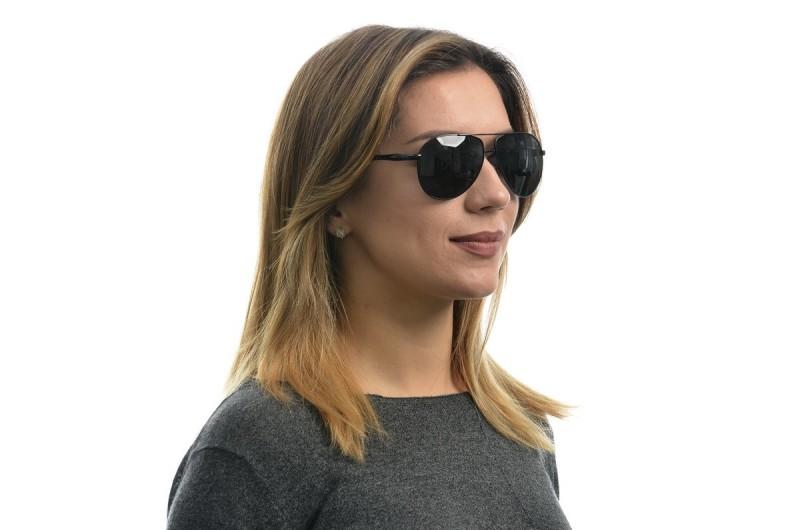 Женские очки Gucci 035b-W, фото 4