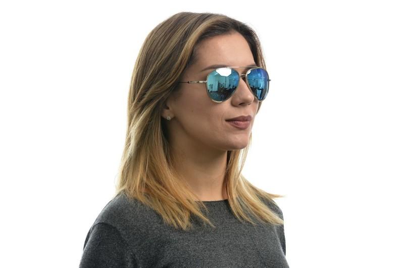 Женские очки Dior 4396blue-W, фото 4
