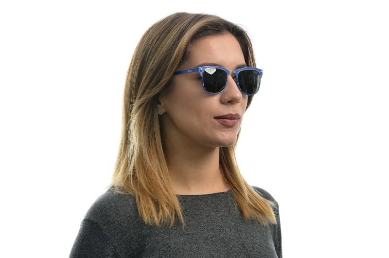 Женские очки Dior 0152blue-W, фото 4