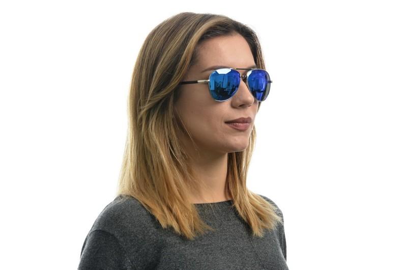 Женские очки Dior 0158blue-W, фото 4