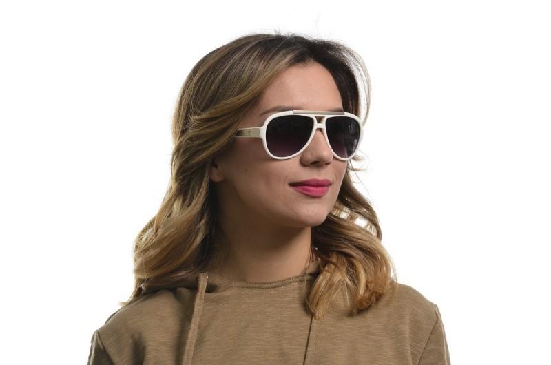 Женские очки Guess 7256-wht35-W, фото 4