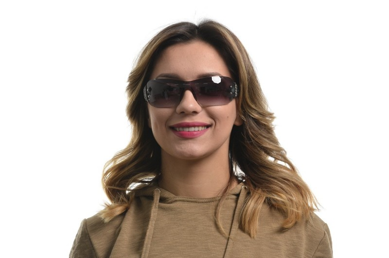 Женские очки Guess 7142blk-35, фото 3