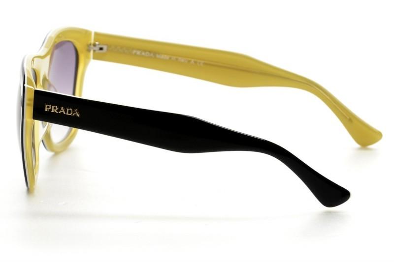 Женские очки Prada spr68n-7ab-W, фото 2
