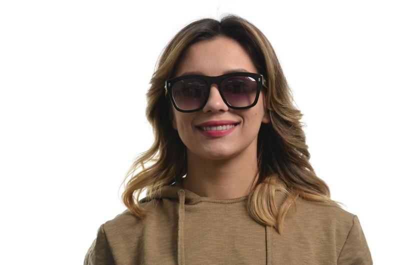 Женские очки Prada spr68n-7ab-W, фото 3