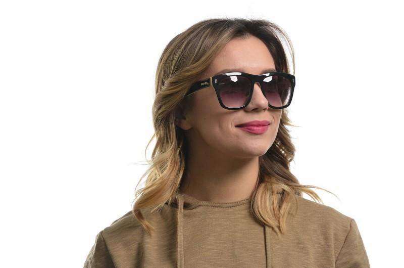 Женские очки Prada spr68n-7ab-W, фото 4
