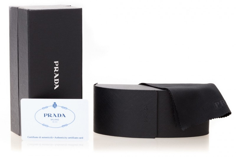 Женские очки Prada spr68n-7ab-W, фото 5