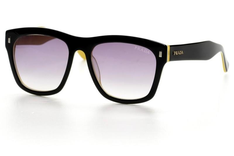 Женские очки Prada spr68n-7ab-W, фото 30