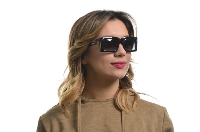 Женские очки Prada spr69n-5pr, фото 4