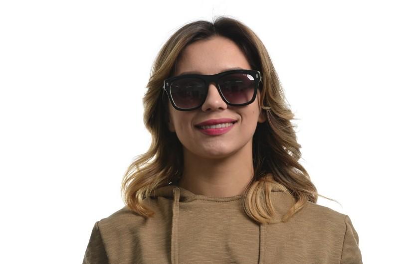 Женские очки Prada spr68n-1ab-W, фото 3