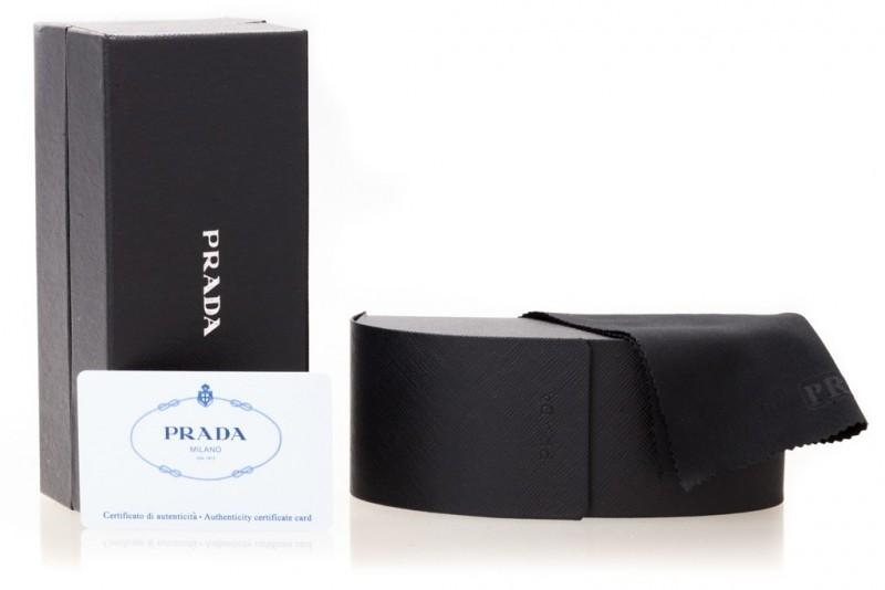 Женские очки Prada spr68n-1ab-W, фото 5