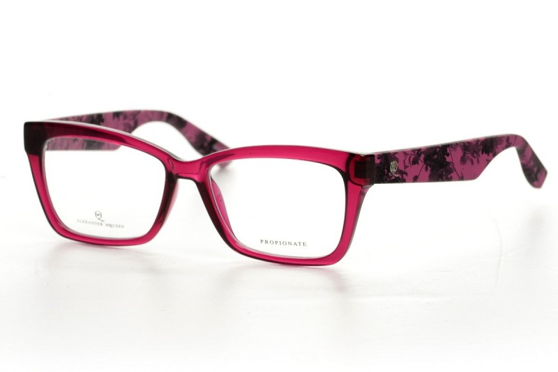 Женские очки Mcqueen 0010-gwm, фото 30