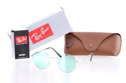 Ray Ban Round Metal 8144green
