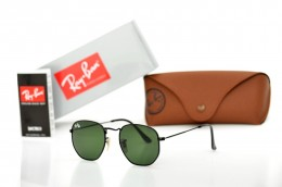 Ray Ban Round Metal 3548green-b
