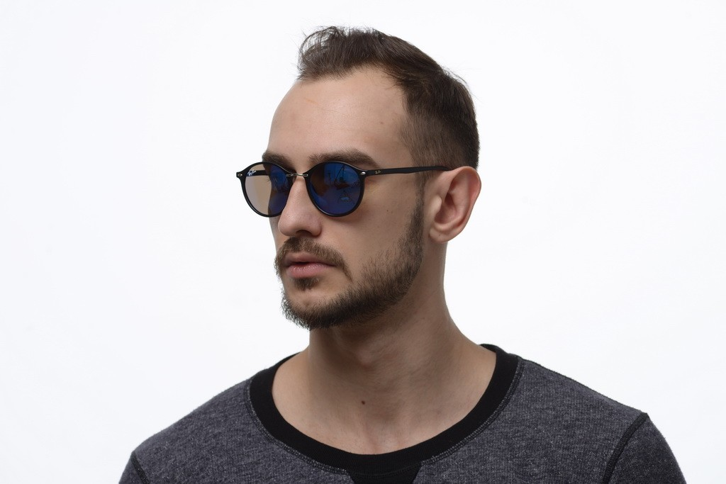 Ray Ban Round Metal 4242-601-s55, фото 7