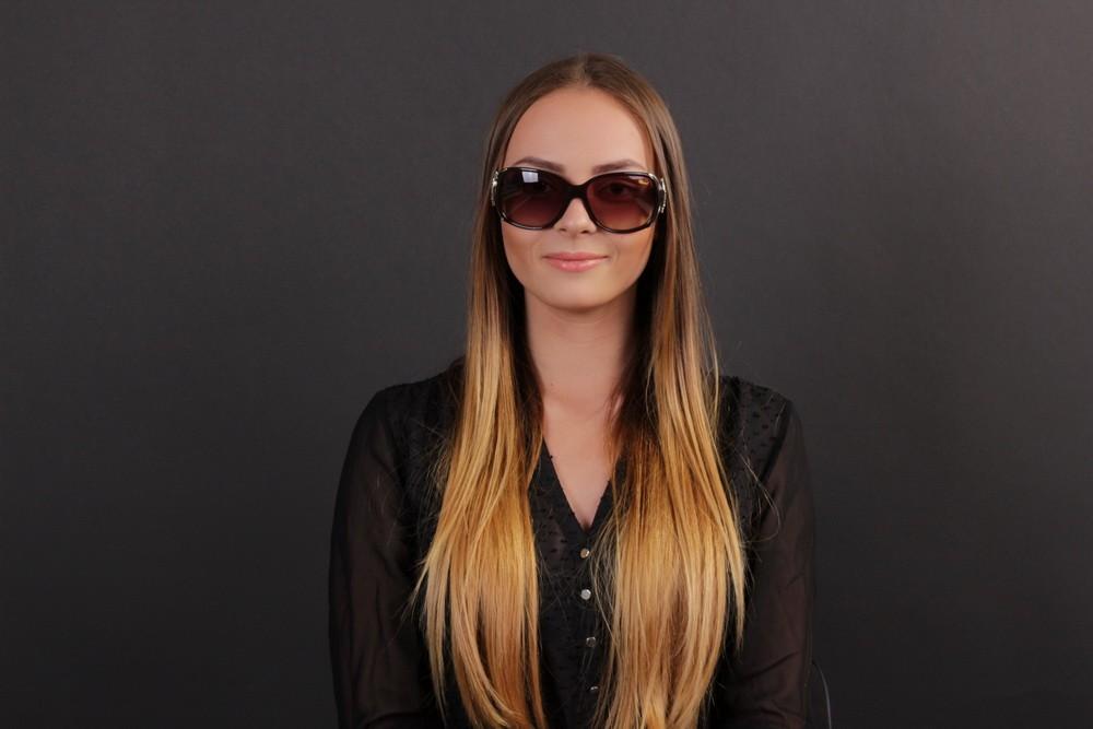 Женские очки Chopard 077br, фото 8
