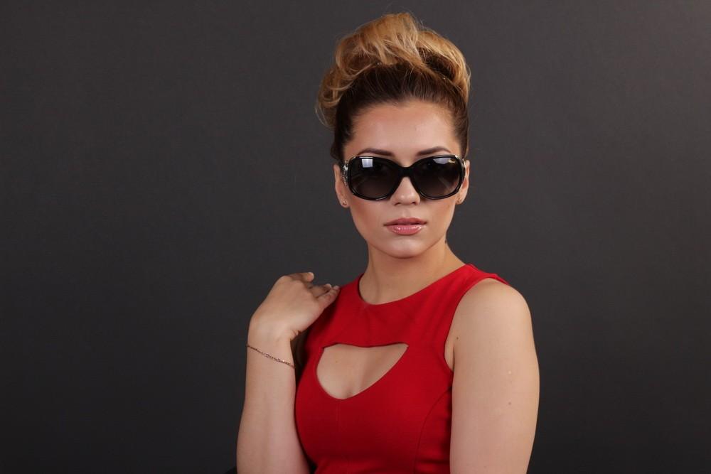 Женские очки Chopard 077g, фото 10