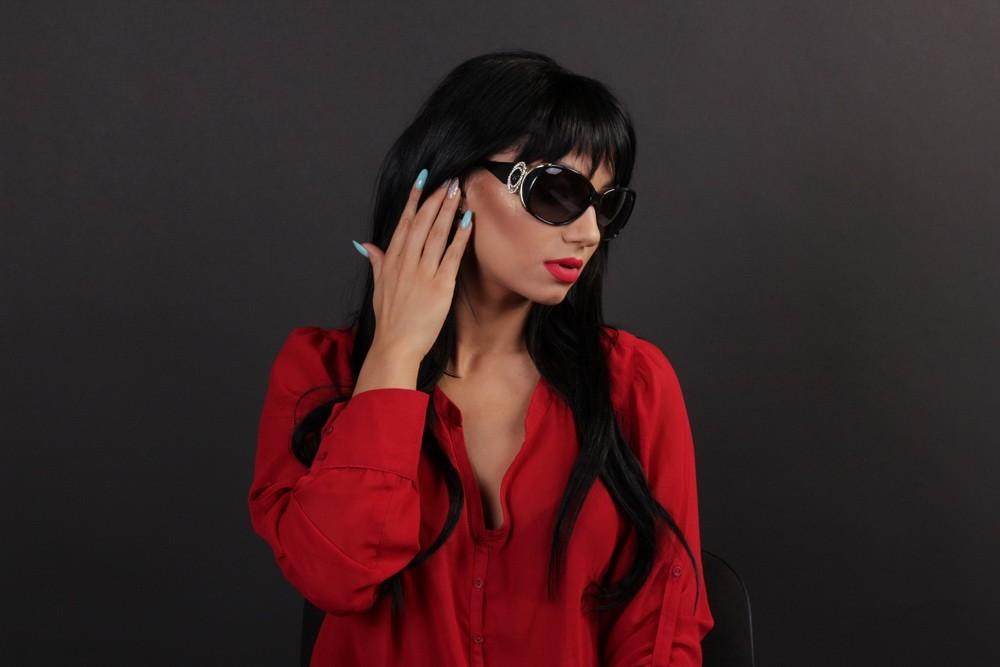 Женские очки Chopard 077g, фото 7