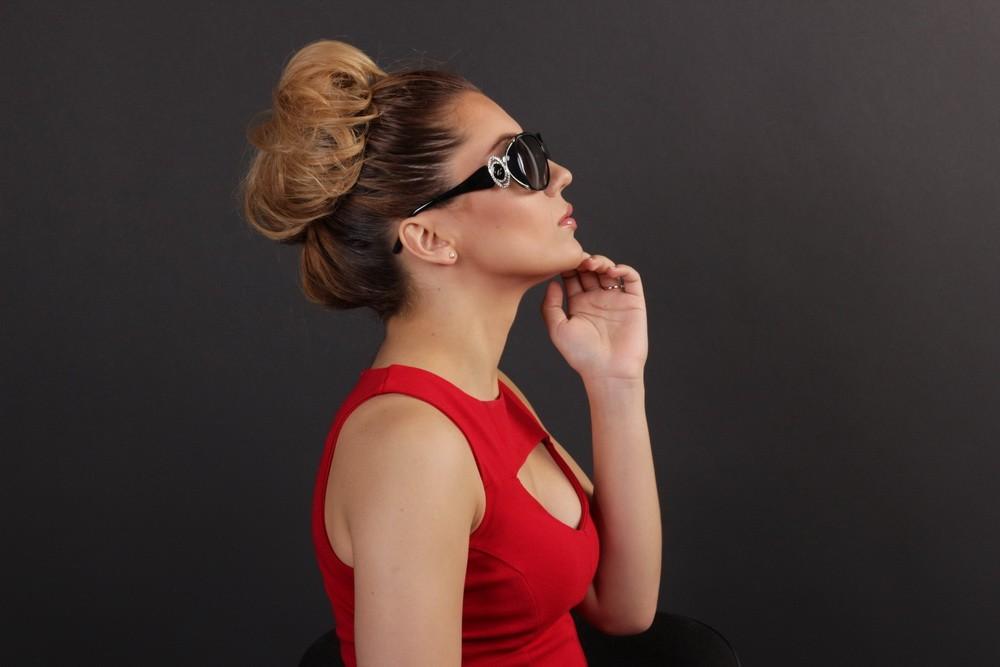 Женские очки Chopard 077g, фото 8