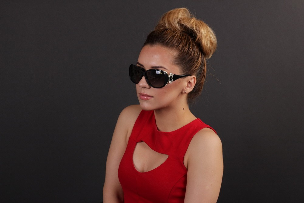 Женские очки Chopard 077g, фото 9