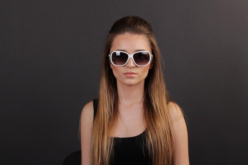 Женские очки Chopard 077wh, фото 7