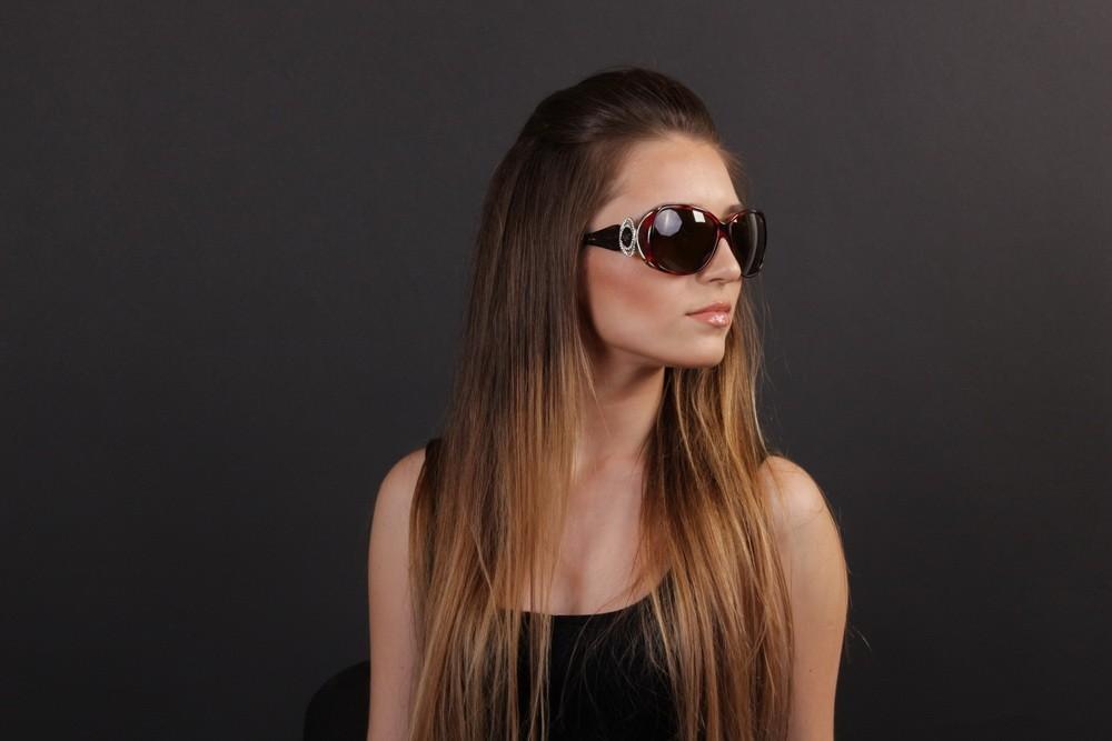 Женские очки Chopard 077leo, фото 10