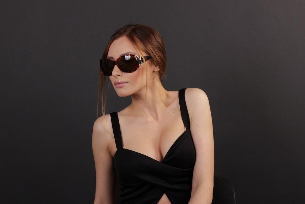 Женские очки Chopard 077leo, фото 7