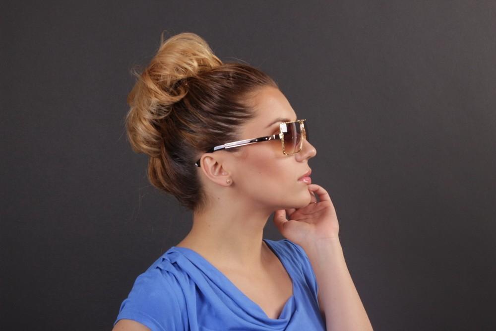 Женские классические очки 5885s-192, фото 7