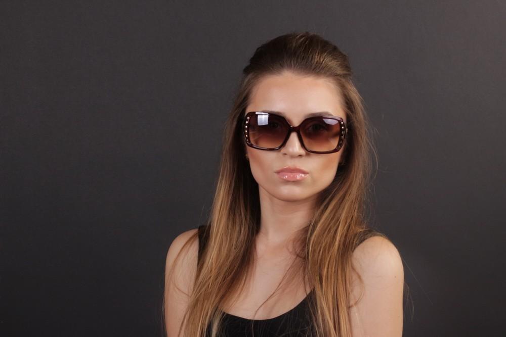 Женские классические очки 56242s-13, фото 8