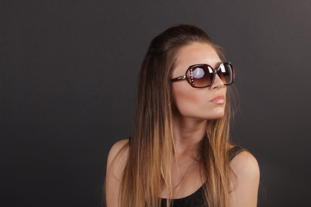 Женские классические очки 56242s-13, фото 9