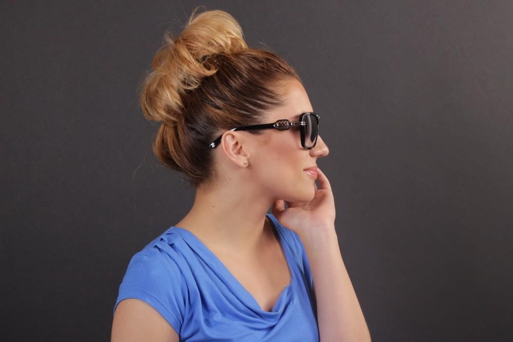 Женские классические очки 56266s-10, фото 7