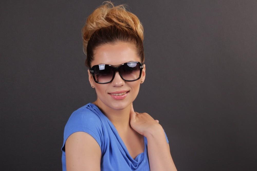 Женские классические очки 56266s-10, фото 8