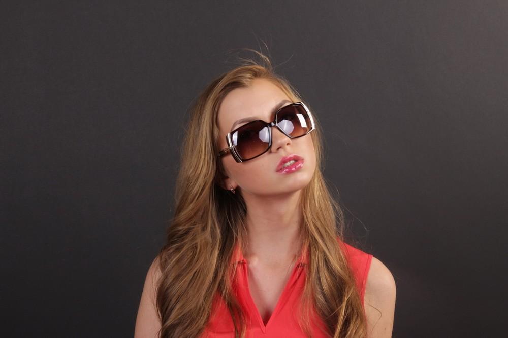 Женские классические очки 56212s-13, фото 9