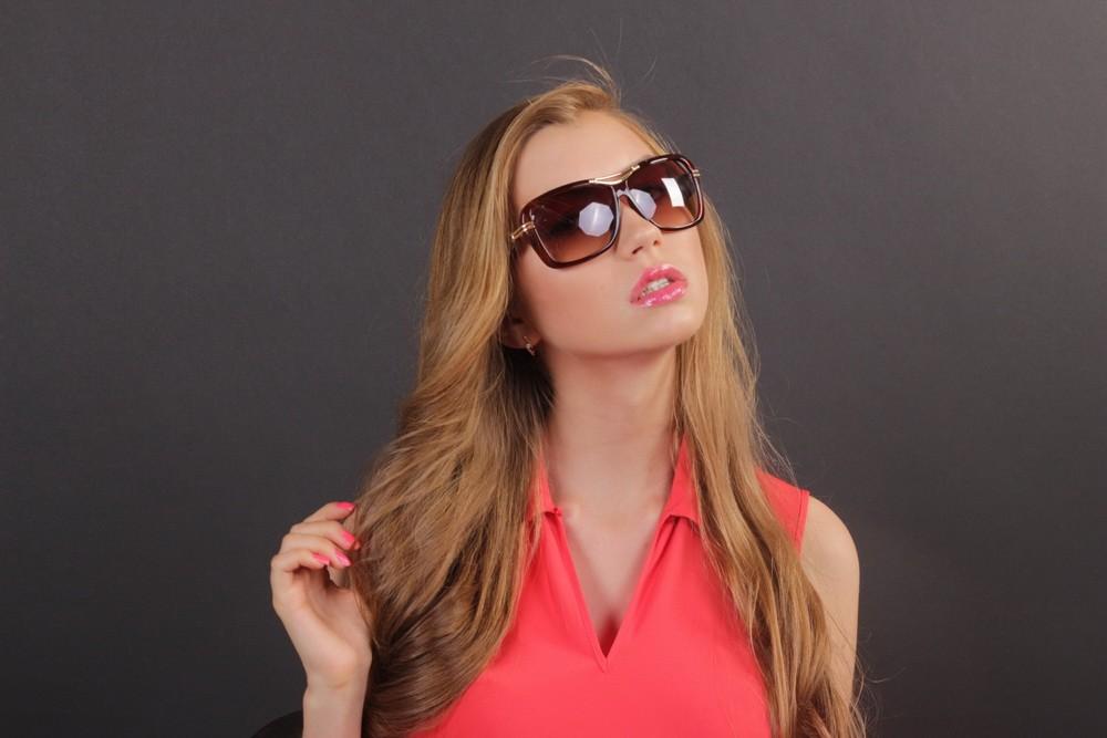 Женские классические очки 56266s-13, фото 9