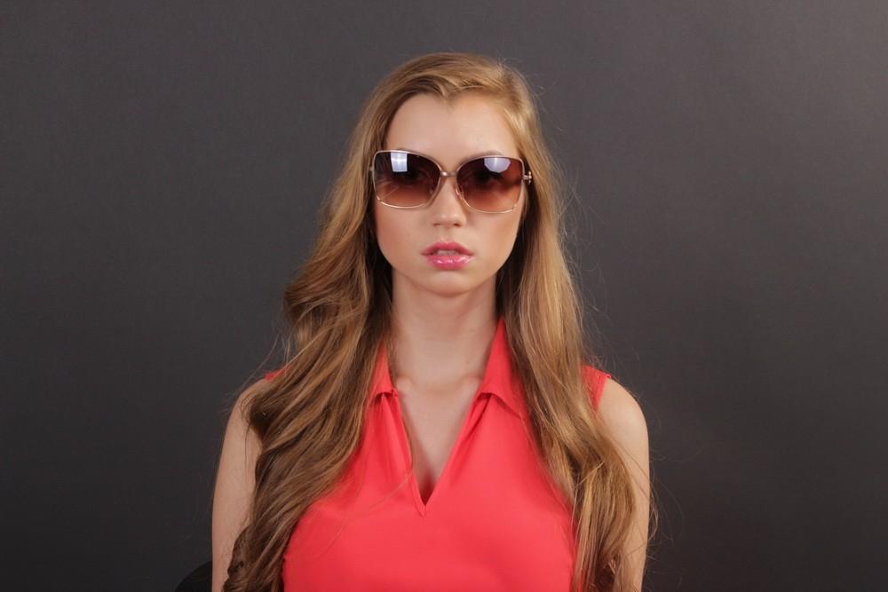 Женские классические очки 58106d-284, фото 7
