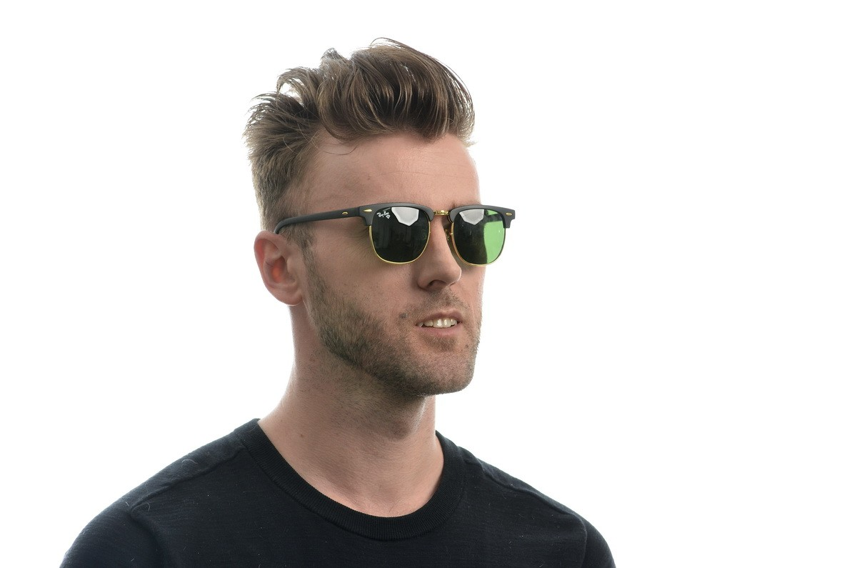Ray Ban Clubmaster 3016D-3M, фото 7